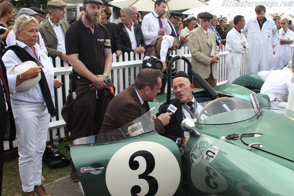 Sir Stirling Moss    - 2016 Goodwood Revival