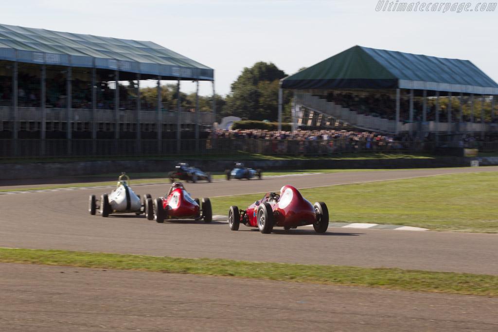Stanguellini-Fiat - Chassis: 169 - Driver: Joe Colasacco  - 2016 Goodwood Revival