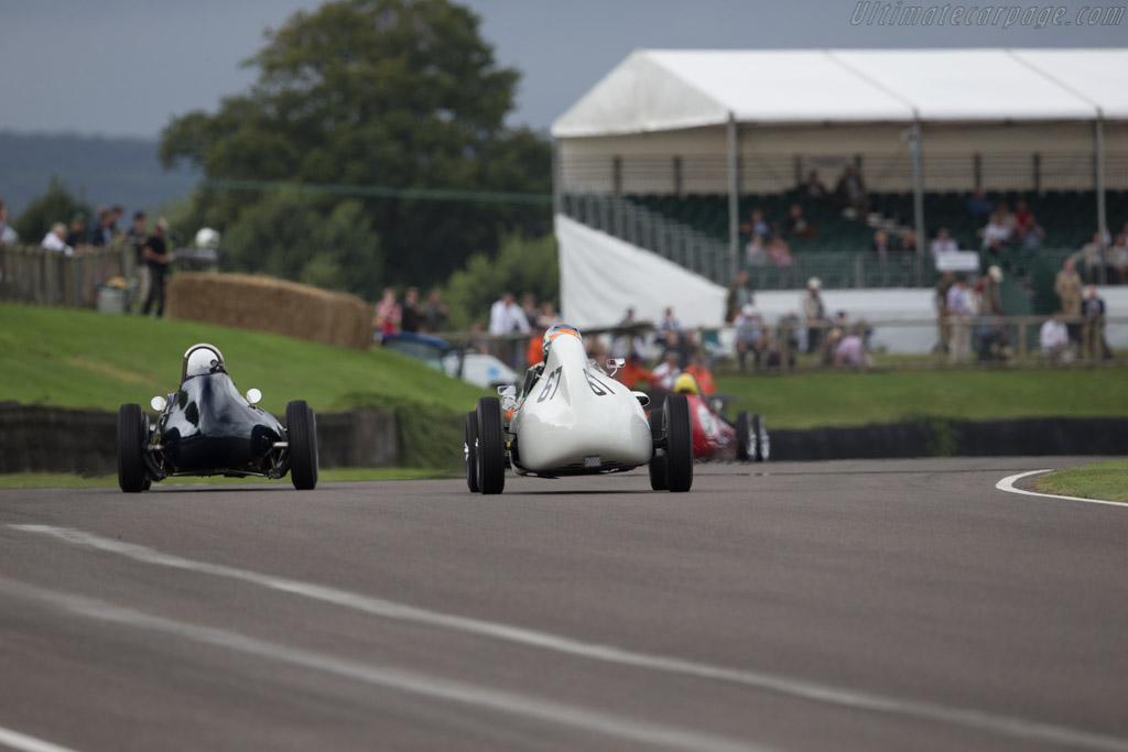 Stanguellini-Fiat - Chassis: 00129 - Driver: Jan Biekens  - 2016 Goodwood Revival