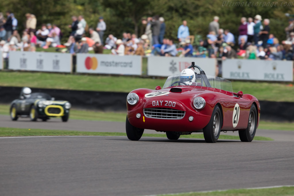 Tojeiro-Bristol  - Driver: William Nuthall  - 2016 Goodwood Revival