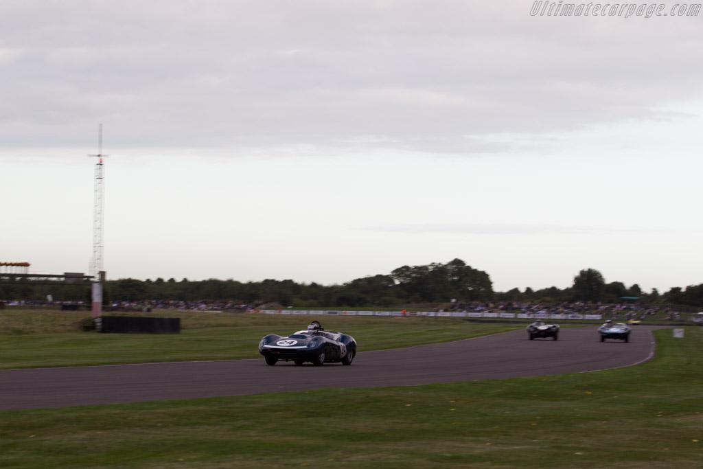 Tojeiro Jaguar - Chassis: TAD 159 - Driver: James Cottingham  - 2016 Goodwood Revival