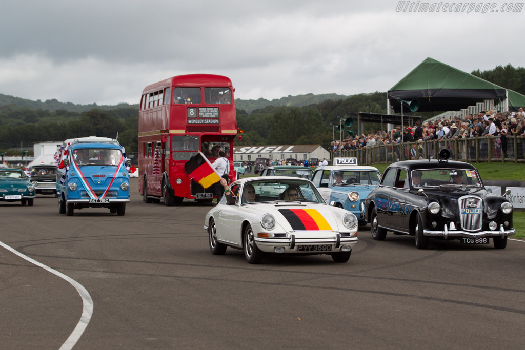 Welcome to the Goodwood Revival    - 2016 Goodwood Revival
