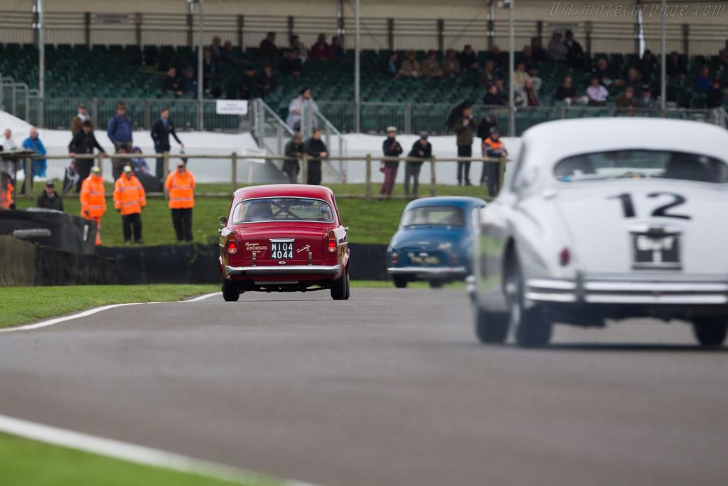 Alfa Romeo Giulietta TI - Chassis: AR227222 - Entrant: Geoff Gordon - Driver: Richard Meaden  - 2017 Goodwood Revival