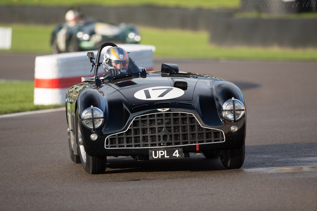 Aston Martin DB3 - Chassis: DB3/5 - Entrant: Martin Melling - Driver: Rob Hall  - 2017 Goodwood Revival