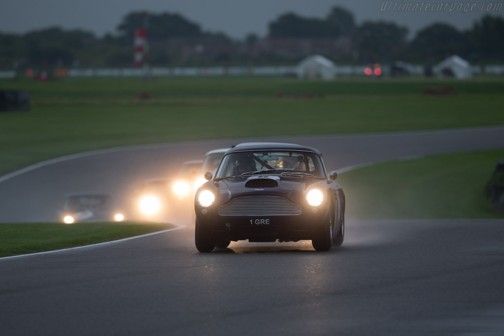 Aston Martin DB4GT - Chassis: DB4GT/0160/R - Entrant: Wolfgang Friedrichs - Driver: Wolfgang Friedrichs / Simon Hadfield  - 2017 Goodwood Revival