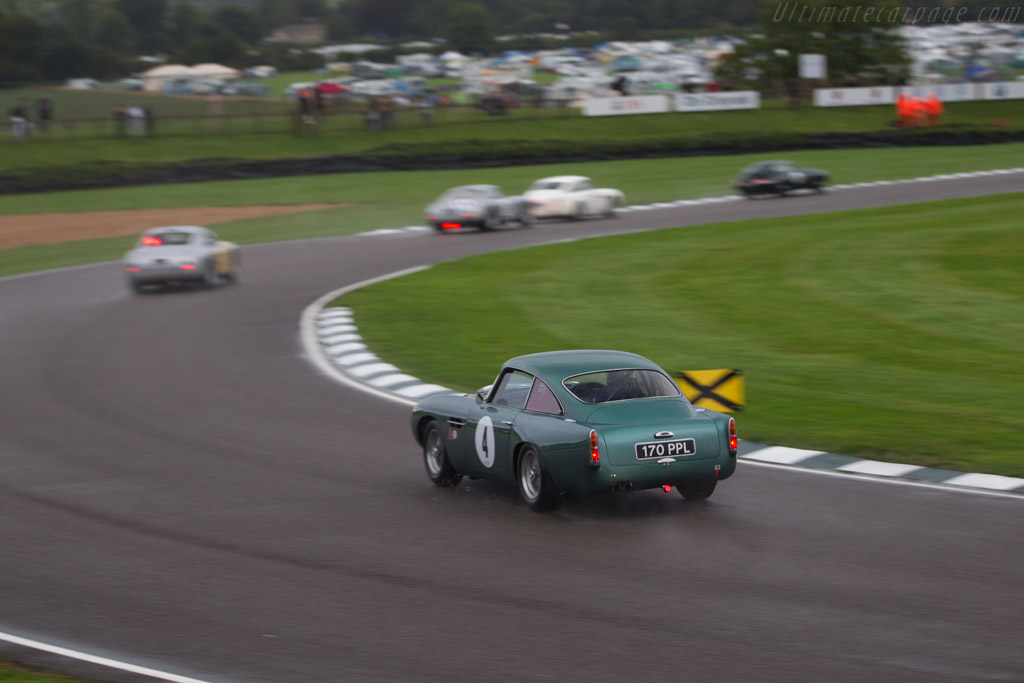 Aston Martin DB4GT - Chassis: DB4GT/0110/R - Entrant: Chris Lillington-Price - Driver: Chris Lillington-Price / Ian Dalglish  - 2017 Goodwood Revival
