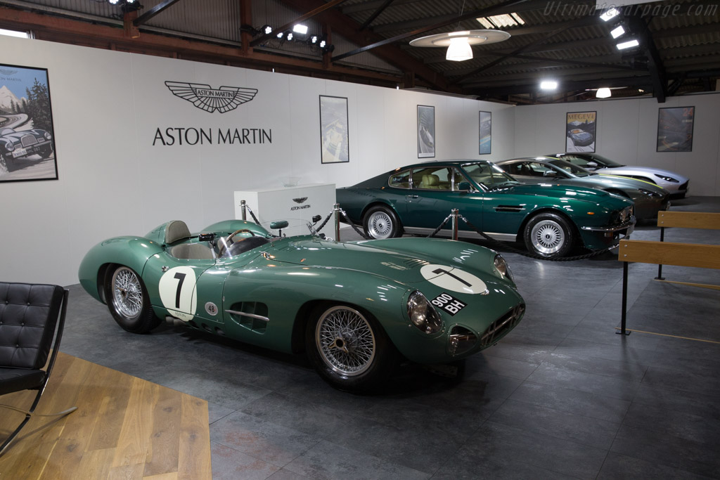 Aston Martin DBR1 - Chassis: DBR1/5   - 2017 Goodwood Revival