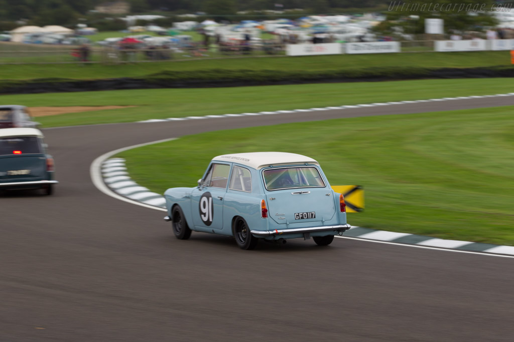 Austin A40  - Entrant / Driver Simon Blonckley  - 2017 Goodwood Revival