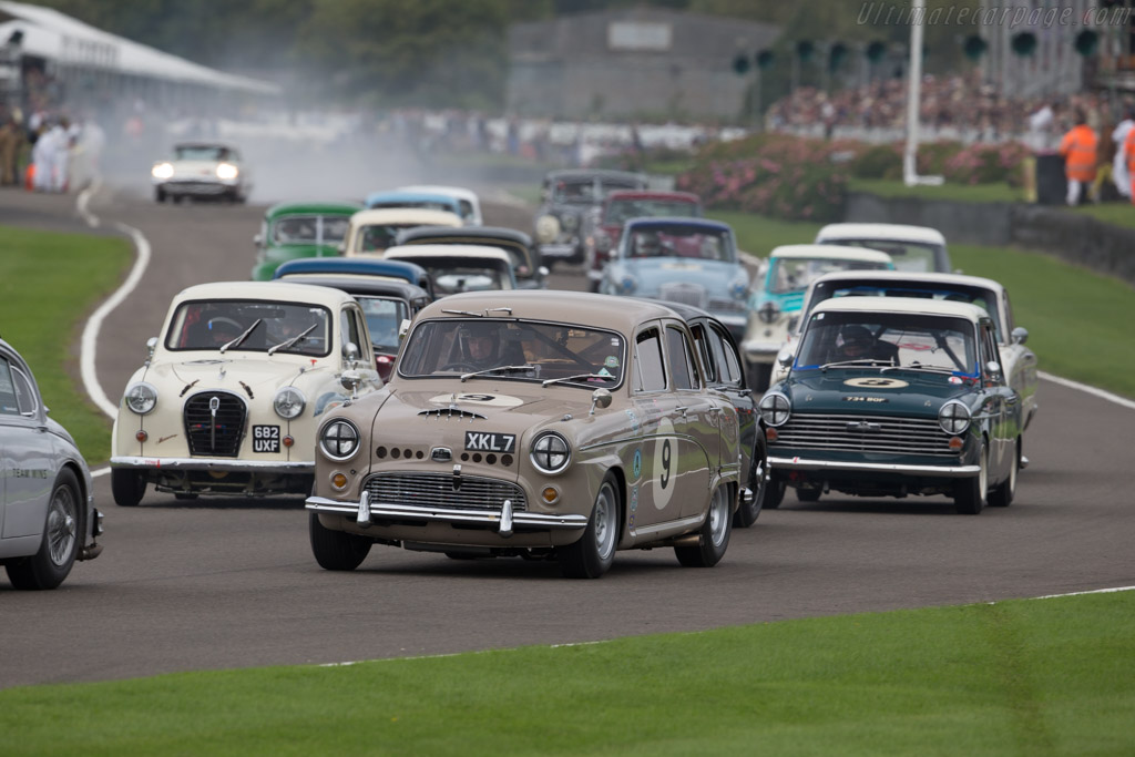 Austin A95 Westminster - Chassis: BS4-16546 - Entrant / Driver Nick Naismith  - 2017 Goodwood Revival