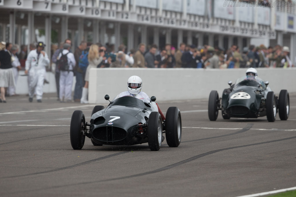 BRM Type 25 - Chassis: 258   - 2017 Goodwood Revival