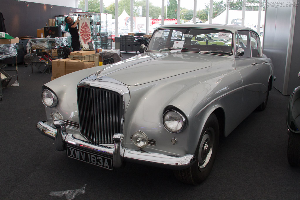 Bentley S2 Continental Hooper Sports Saloon - Chassis: BC1AR   - 2017 Goodwood Revival