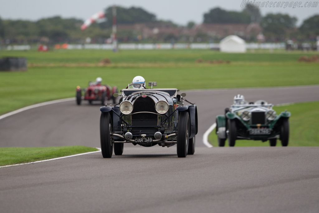 Bugatti Type 50 - Chassis: 50143 - Entrant / Driver Mike Preston  - 2017 Goodwood Revival