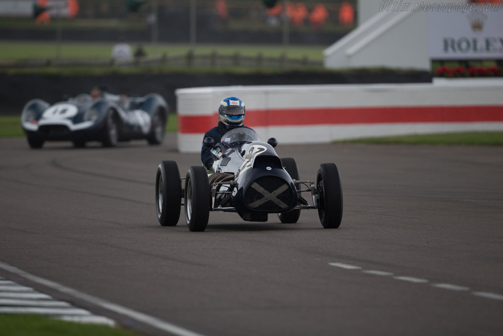 Cooper Bristol T20 - Chassis: CB-6-52   - 2017 Goodwood Revival