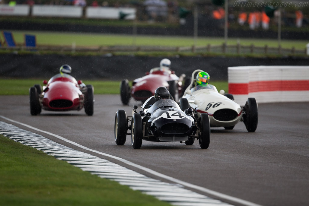 Cooper T43 Climax - Chassis: F2-7-57   - 2017 Goodwood Revival