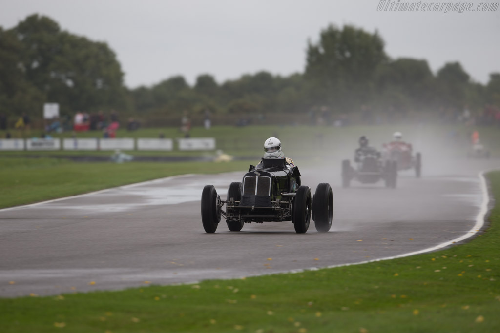 ERA R1B - Chassis: R1B - Entrant / Driver Michael Gans  - 2017 Goodwood Revival