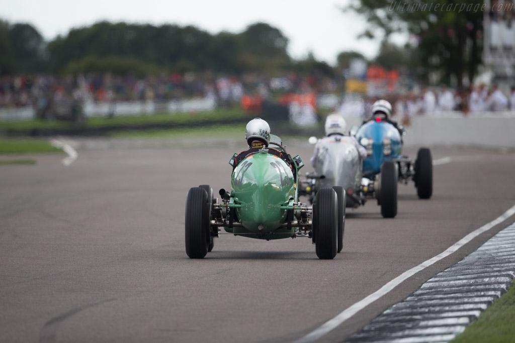 ERA R3A - Chassis: R3A - Entrant: Richard Skipworth - Driver: Mark Gillies  - 2017 Goodwood Revival