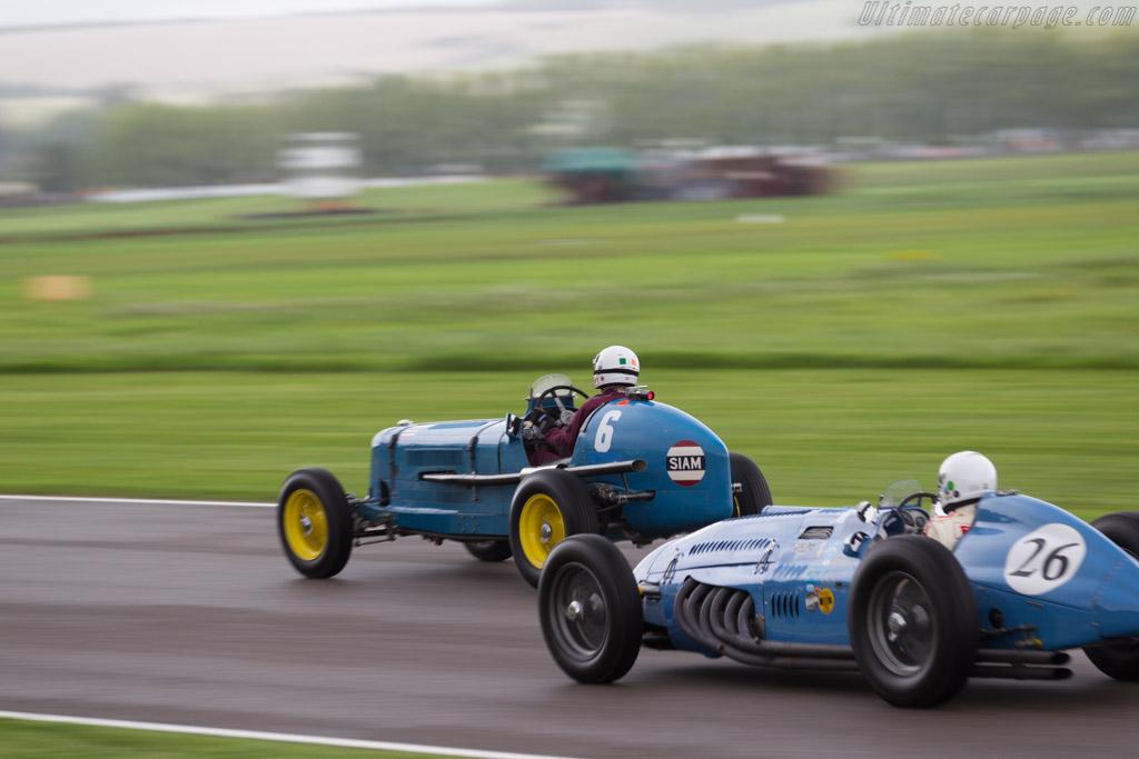 ERA R5B Remus - Chassis: R5B - Entrant: Charles McCabe - Driver: Paddins Dowling  - 2017 Goodwood Revival