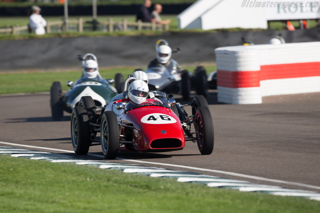 Elva 200 - Chassis: 200-010 - Entrant / Driver Chris Alford  - 2017 Goodwood Revival