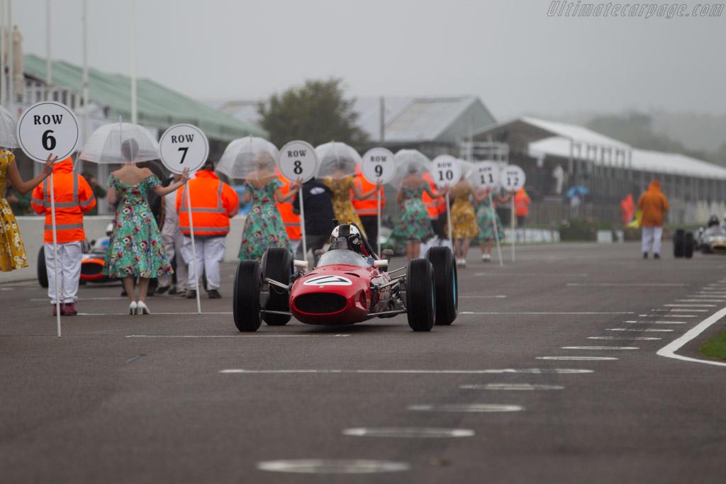 Ferrari 1512 F1 - Chassis: 0008 - Entrant: Lawrence Auriana - Driver: Joe Colasacco  - 2017 Goodwood Revival