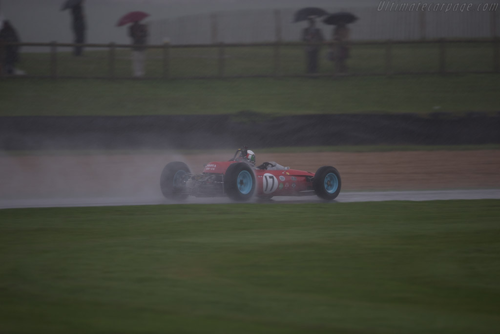 Ferrari 1512 F1 - Chassis: 0008 - Entrant: Lawrence Auriana - Driver: Joe Colasacco  - 2017 Goodwood Revival