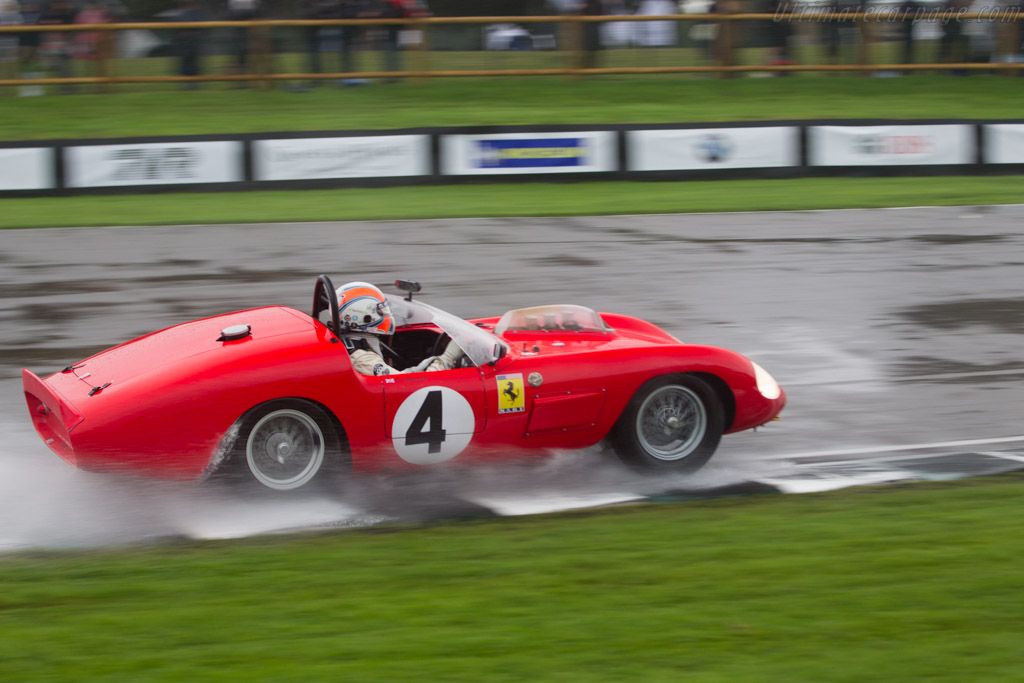 Ferrari 246 Dino S - Chassis: 0784 - Entrant: Sporting and Historic Cars - Driver: Sam Hancock  - 2017 Goodwood Revival