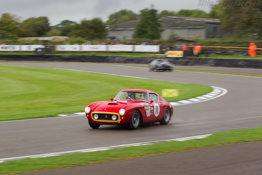 Ferrari 250 GT SWB/C - Chassis: 1811GT - Entrant: LCAL Anthology - Driver: Clive Joy / Norman Nato  - 2017 Goodwood Revival