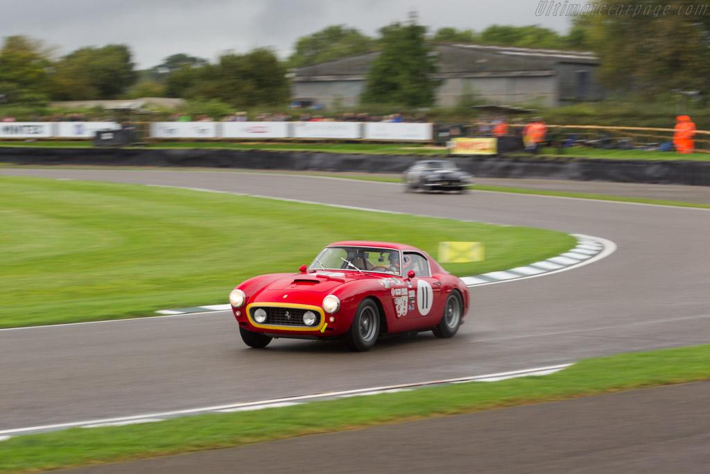 Ferrari 250 GT SWB/C - Chassis: 1811GT - Entrant: LCAL Anthology - Driver: Clive Joy / Norman Nato  - 2017 Goodwood Revival