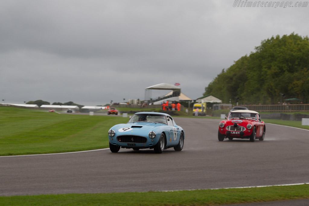Ferrari 250 GT SWB/C - Chassis: 1993GT - Entrant: Marc Devis - Driver: Marc Devis / Derek Bell  - 2017 Goodwood Revival