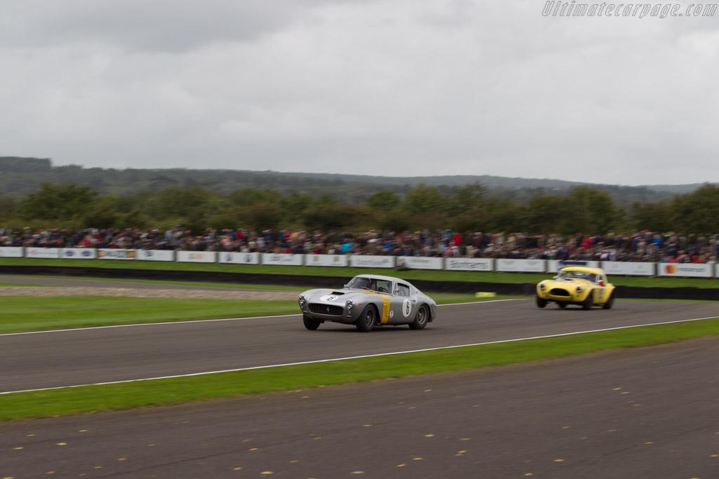 Ferrari 250 GT SWB Comp '61 - Chassis: 2445GT - Entrant: Arnold Meier - Driver: Andy Newall / Frank Stippler  - 2017 Goodwood Revival