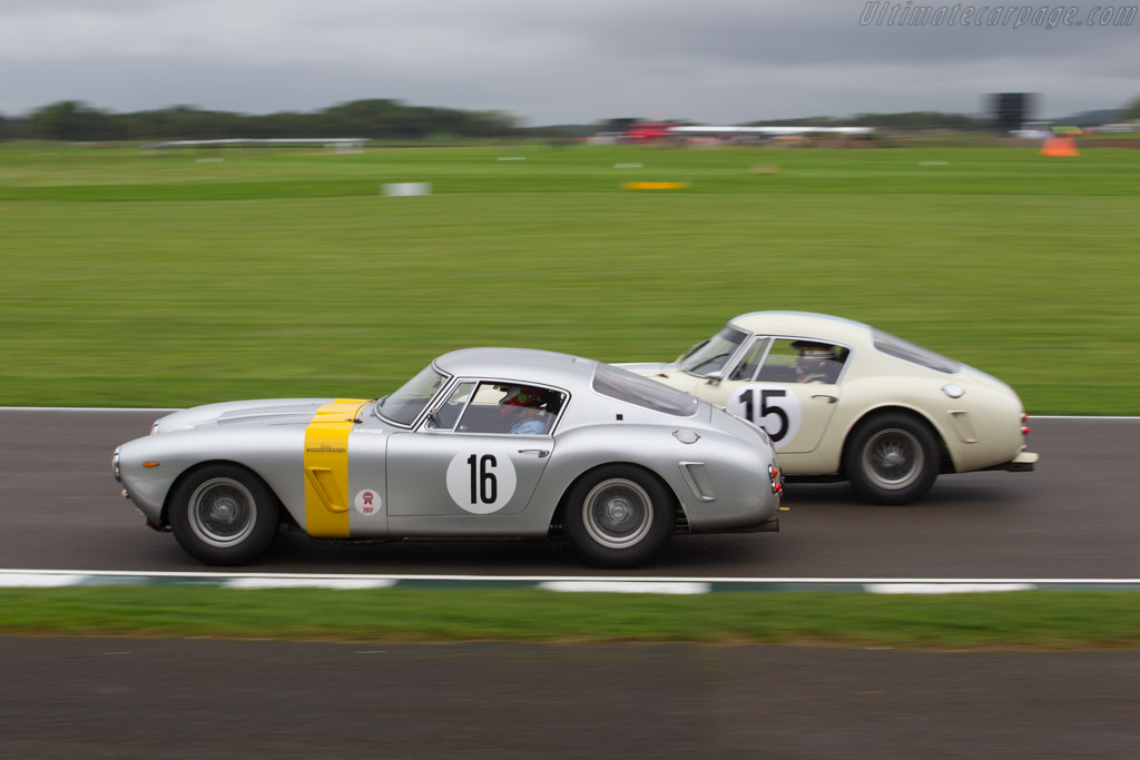 Ferrari 250 GT SWB Comp '61 - Chassis: 2445GT - Entrant: Arnold Meier - Driver: David Franklin / Frank Stippler  - 2017 Goodwood Revival