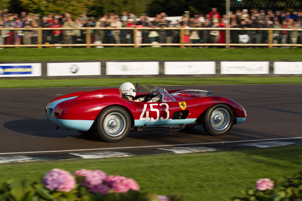 Ferrari 500 TRC - Chassis: 0690MDTR - Entrant / Driver Jason Yates  - 2017 Goodwood Revival