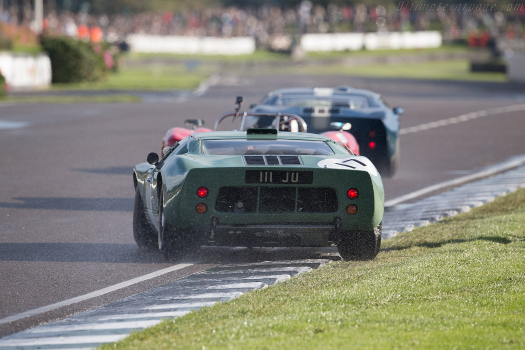 Ford GT40  - Entrant / Driver Jason Wright  - 2017 Goodwood Revival