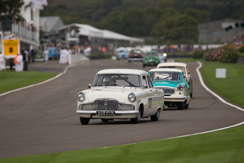 Ford Zephyr MkII  - Entrant / Driver Alistair Dyson  - 2017 Goodwood Revival