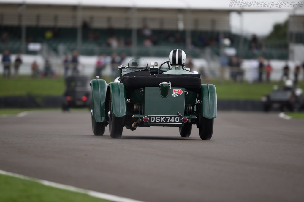 Invicta S-Type - Chassis: S165   - 2017 Goodwood Revival