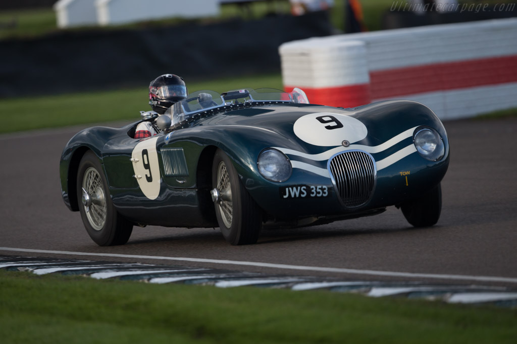 Jaguar C-Type - Chassis: XKC 006 - Entrant / Driver Stefan Ziegler  - 2017 Goodwood Revival