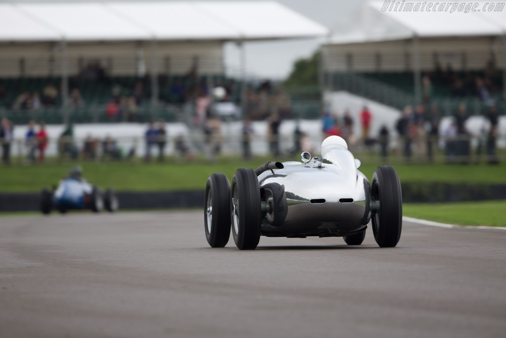 Lister-Jaguar Monzanapolis - Chassis: BHL109 - Entrant / Driver Rod Jolley  - 2017 Goodwood Revival