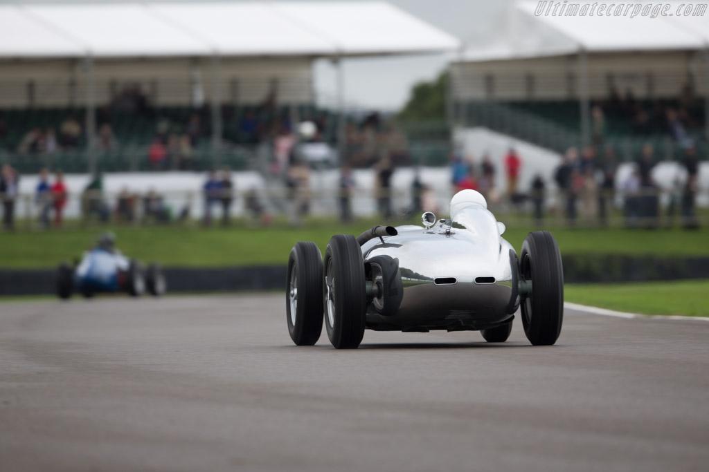 Lister-Jaguar Monzanapolis - Chassis: BHL109 - Entrant / Driver Rod Jolley  - 2017 Goodwood Revival