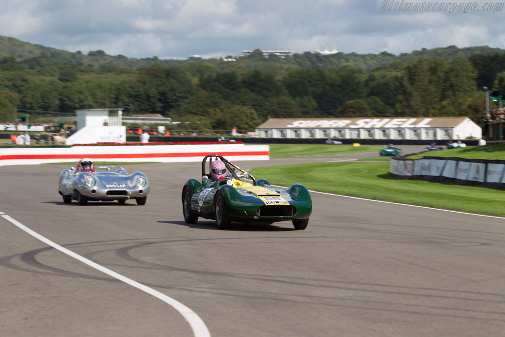 Lister Maserati - Chassis: BHL1 - Entrant: JD Classics - Driver: Nick Riley  - 2017 Goodwood Revival