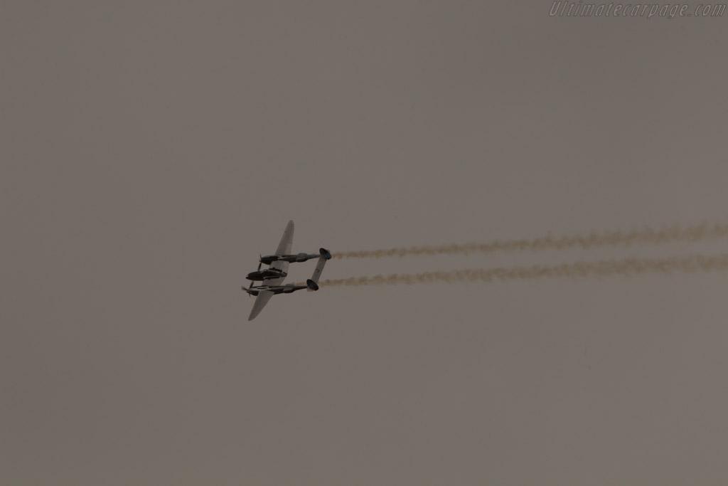 Lockheed P38 Lightning    - 2017 Goodwood Revival