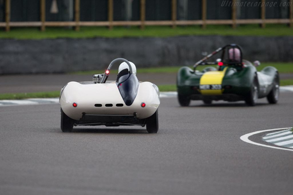 Lola Mk1  - Entrant / Driver Tim Reid  - 2017 Goodwood Revival