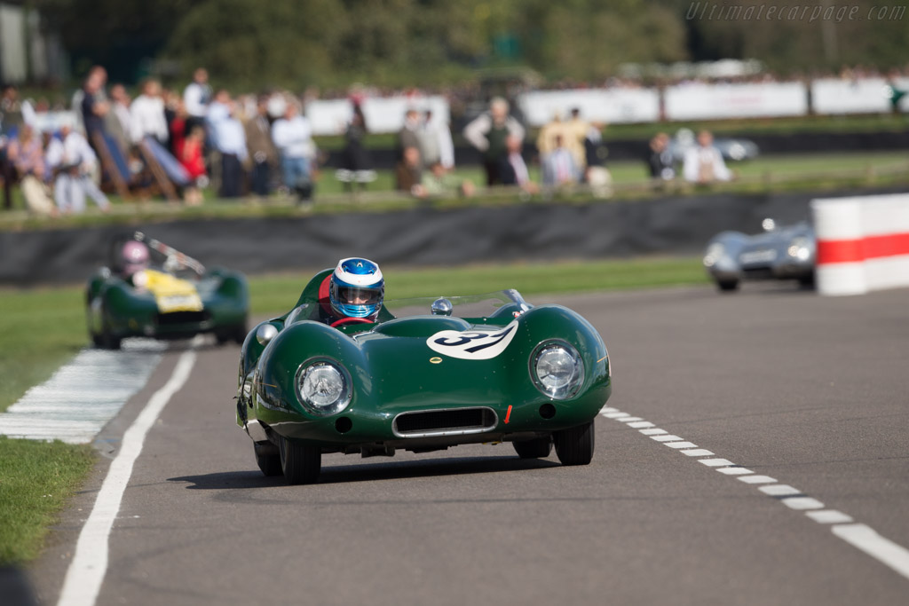 Lotus 11 Climax  - Entrant: Philip Walker - Driver: Miles Griffiths  - 2017 Goodwood Revival