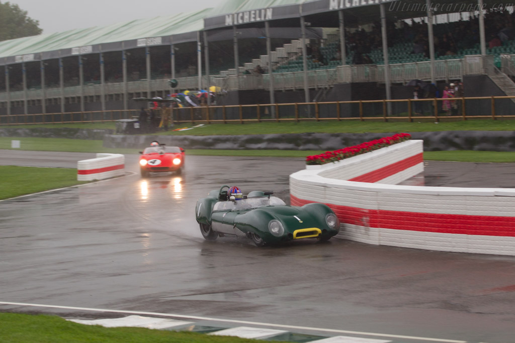 Lotus 15 Climax - Chassis: 613 - Entrant / Driver Oliver Bryant - 2017 Goodwood Revival