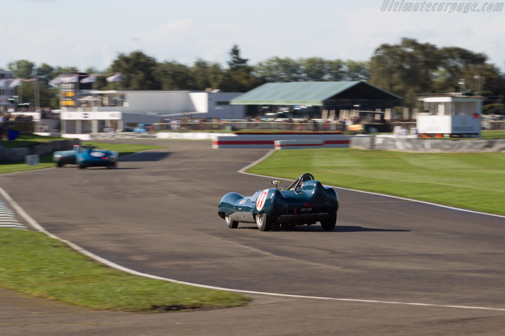 Lotus 15 Climax - Chassis: 627/3 - Entrant: David Cooke - Driver: Joe Twyman  - 2017 Goodwood Revival