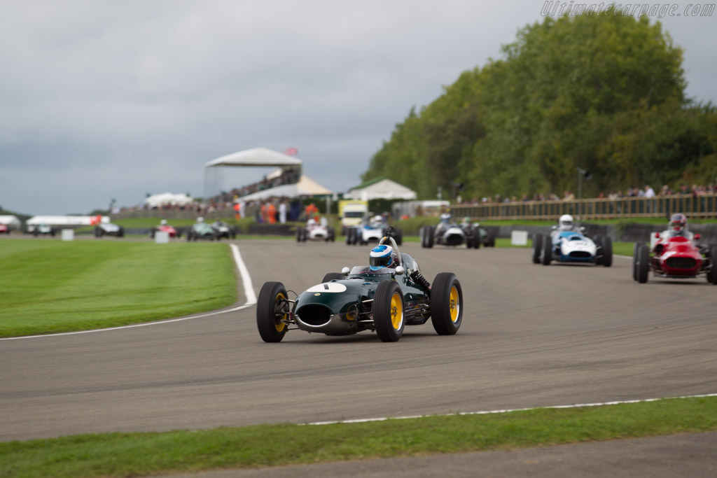 Race Car Trophy >> Lotus 16 Climax - Chassis: 368 - Entrant: Philip Walker - Driver: Miles Griffiths - 2017 ...