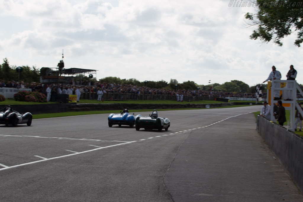 Lotus 17 Climax - Chassis: 655 - Entrant / Driver Ian Dalglish - 2017 Goodwood Revival