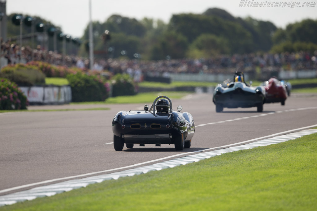 Lotus 17 Climax - Chassis: 668 - Entrant / Driver Peter Horsman  - 2017 Goodwood Revival