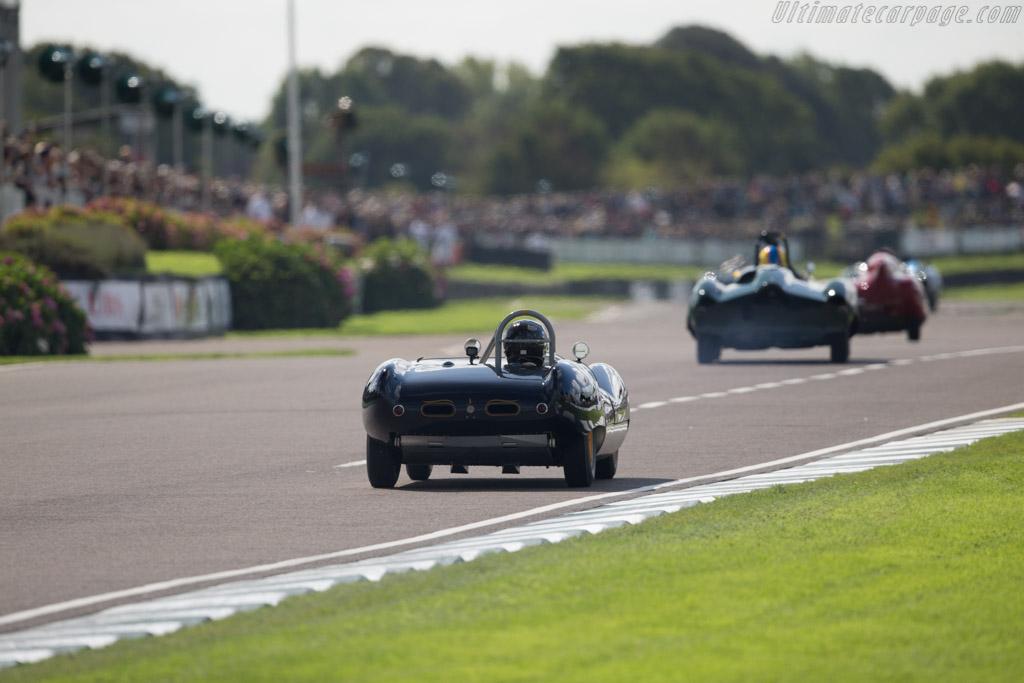 Lotus 17 Climax  - Entrant / Driver Peter Horsman  - 2017 Goodwood Revival