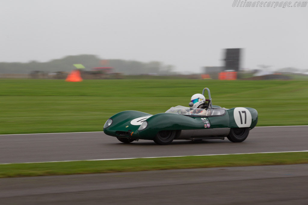 Lotus 17 Climax - Chassis: 655 - Entrant / Driver Ian Dalglish  - 2017 Goodwood Revival