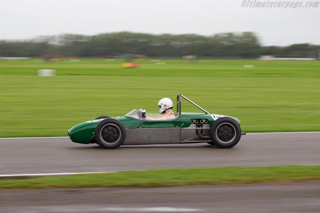 Lotus 18 Ford - Chassis: 18-J-910 - Entrant / Driver Colin Nursey  - 2017 Goodwood Revival