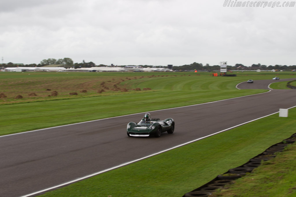 Lotus 30-Ford - Chassis: 30/L/7 - Entrant / Driver Anthony Schrauwen  - 2017 Goodwood Revival